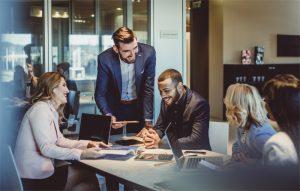 Eecentral workforce management