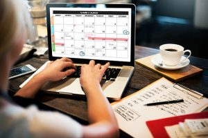 Scheduling and time software